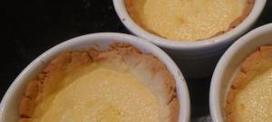 Bezlepkový koláč: pomarančové košíčky