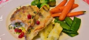 Ryba na horčici