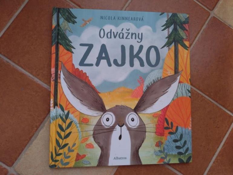 Tip na čítanie pre deti: Odvážny Zajko