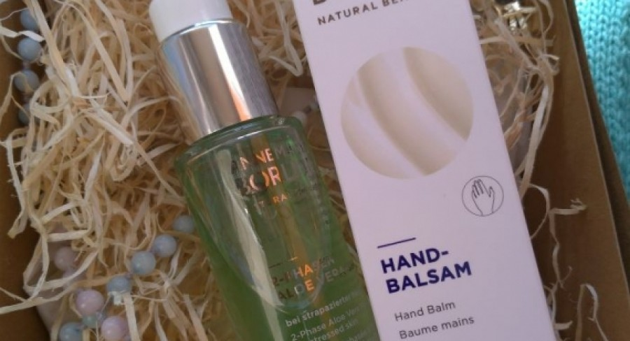 Test produktu : kozmetika Annemarie Börlind – pleť na jar vyživená čistou prírodou