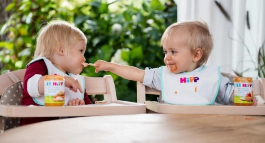 Bielkoviny a vápnik v strave dieťaťa