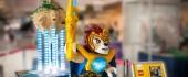Výstava LEGO Festival - pripravte sa, Vianoce začínajú