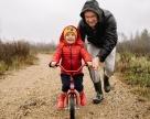 Dostaňte deti von za každého počasia