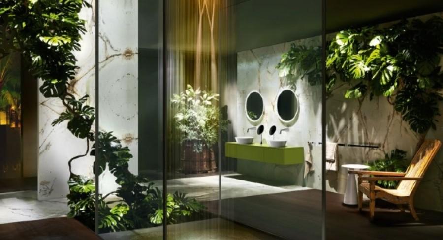 Z obyčajnej kúpeľne raj na zemi...